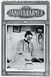 1923 Cover of Dakota Farmer