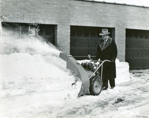 Jacobs Snow Blower